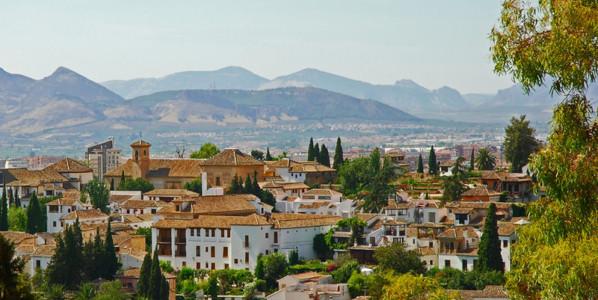 En el corazón de Granada
