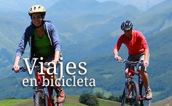 Rutas en Bicicleta por Andalucia y toda Europa