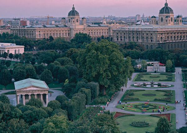 Danubio en barco-bici: Museo de Viena
