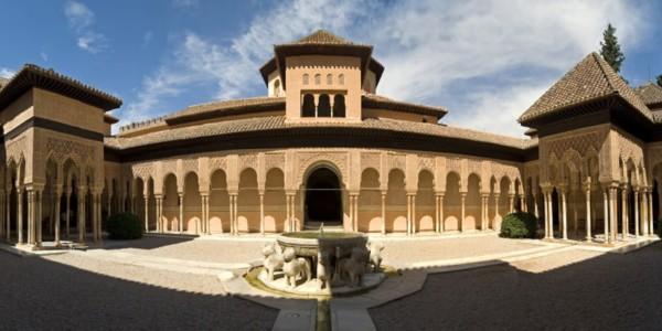 Granada, fin