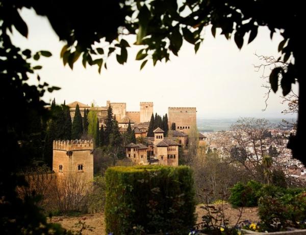 Ruta de los Almorávides: La Alhambra de Granada