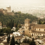 Tózar-Granada (bus):  Alhambra & Albayzin