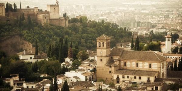 Tózar-Granada:  Alhambra & Albayzin