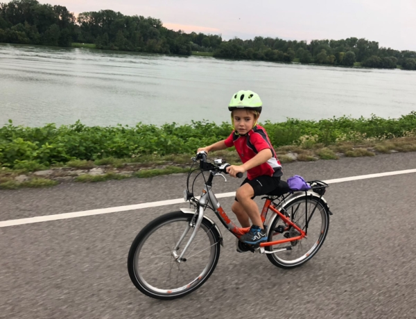 Danubio con niños