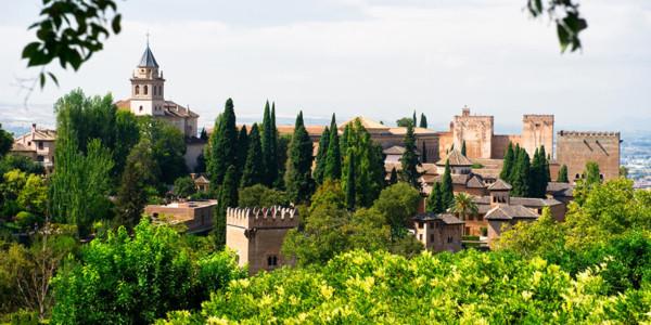 Granada, Festival de Musica y Danza en la Alhambra