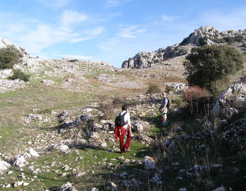 Caminando en la Ruta del Califato, de Córdoba a Granada