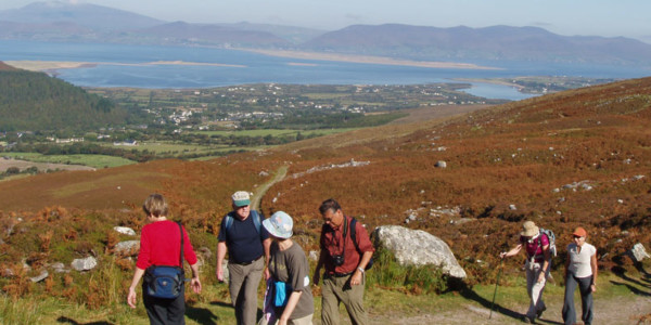 Camino de Kerry -Glenbeigh-Glencar