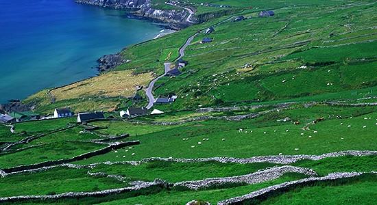 Irlanda: El Anillo de Kerry, a tu aire (12 días)