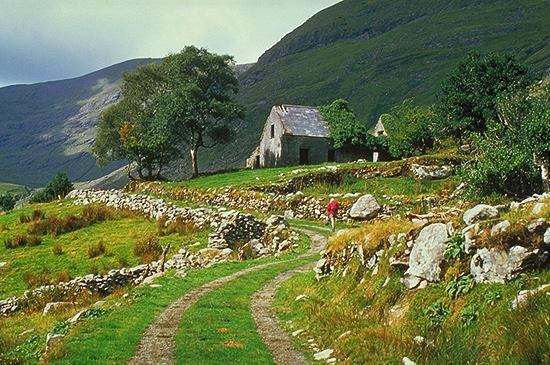 Irlanda: senderismo por el Anillo de Kerry