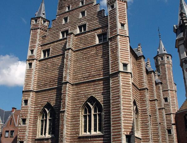 De Brujas a Ámsterdam en barco-bici