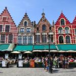 Gante-Brujas-Dendermonde (tren). Paseo de 15 km