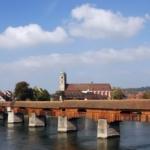 Waldshut-Tiengen – Rheinfelden (50 km), tren a Basilea