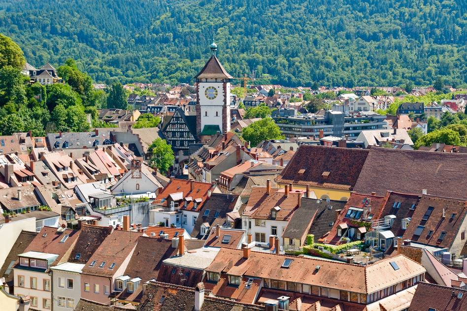 Alemania y Suiza, la Selva Negra en bici