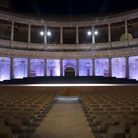 Teatro del Palacio de Carlos V