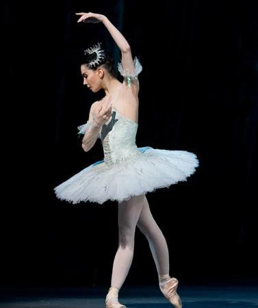 Primera bailarina Tamara Rojo