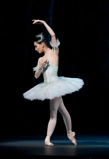 Tamara Rojo, primera bailarina y directora artística de la compañia English National Ballet