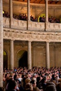 Festival Internacional de musica y Danza de Granada