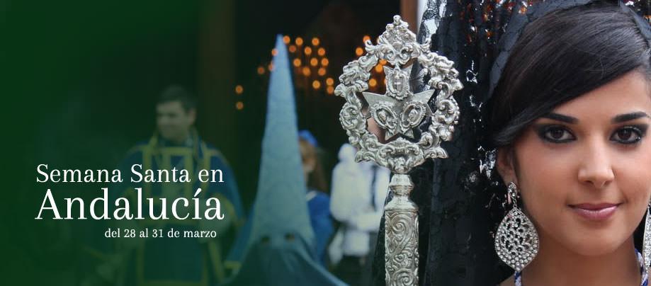 Al Sur de Granada. Semana Santa en Andalucía