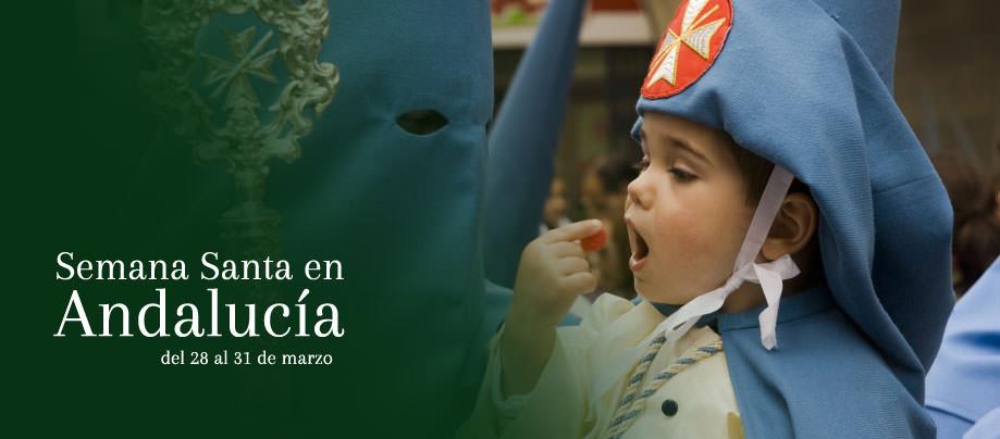 Semana Santa en el corazón de Andalucía.