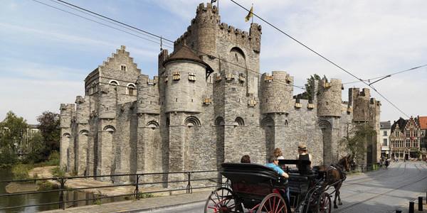 Dendermonde – Gante (48 Km)