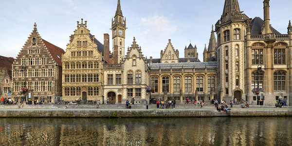 Amsterdam-Gante