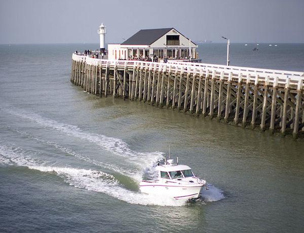 Ostende pier
