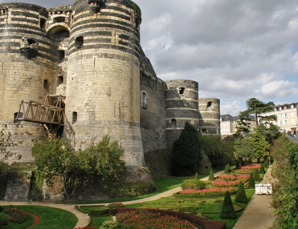 The Chateau/ Castle in Anger France