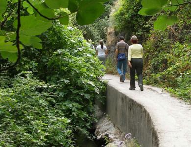 Escapada Granada: paseos por la ciudad y la montaña