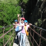 Los Cahorros (Sierra Nevada), 11 km