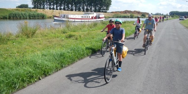 Uithoorn – Ámsterdam (40 km)