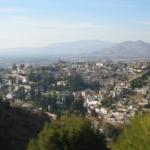Día 1 llegada Granada, traslado a Mecina