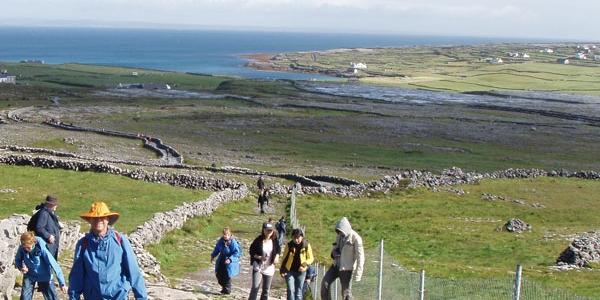 El Burren, 13km (Ascenso: 275m)
