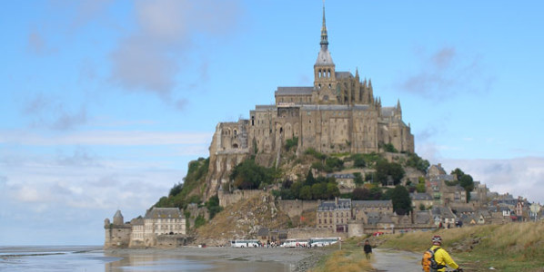 Francia, en bicicleta por Bretaña y Normandía; de Rennes a Pontorson
