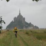 Mont Dol – Mont Saint Michel – Pontorson, 40 km