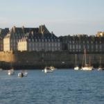 Dinan – Dinard, barco a Saint Malo, 25 km