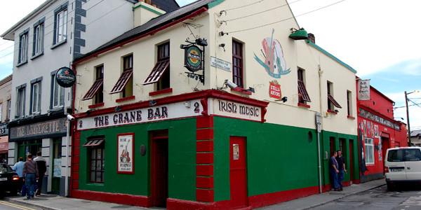 Galway, fin de viaje