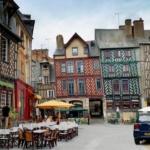 Rennes, llegada