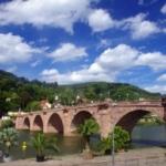 Nierstein – Mannheim (barco) – Heidelberg 26 km