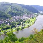 Zell – Bernkastel-Kues (46 – 49 km en bici)