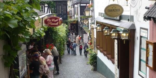 Rüdesheim – Maguncia, 32-35 km