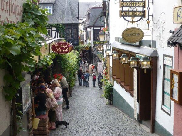 Rüdesheim-Drosselgasse