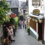 Rüdesheim – Maguncia, 34-37 km
