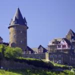 Coblenza – Rüdesheim o Bingen, 46 km