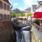 Saarburg, fin de viaje