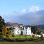 Pitlochry circular – Blair Castle , Killiecrankie 23km