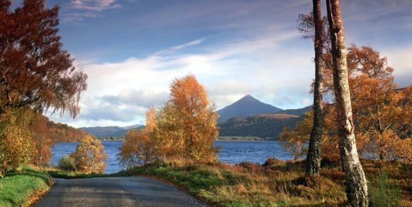 """Escocia: """"Lochs"""" y castillos en bici"""