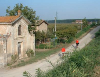 Italia: Parma, Módena y Bolonia en bici