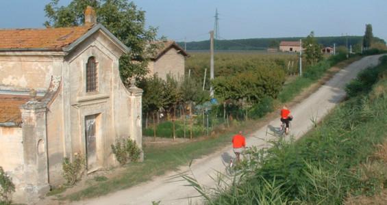Parma – Soragna – Fontanellato – Parma (57 o 70 Km)