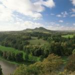 Melrose – St Boswells/Kelso  (13/29 Km)