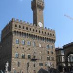 Florencia, llegada